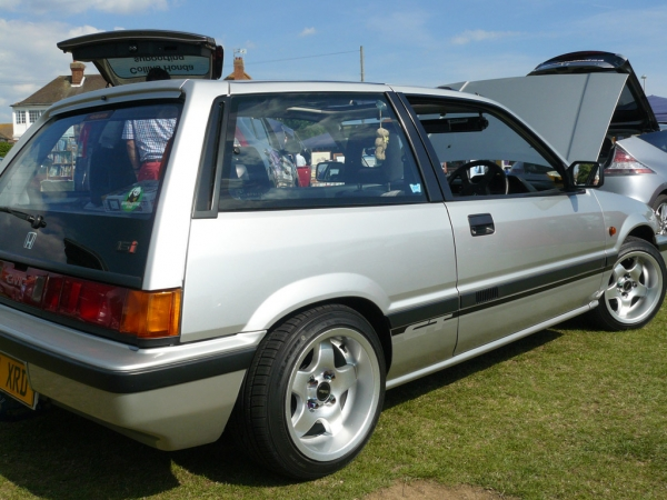 Honda Civic 1986 r.